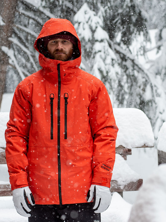 Guide Gore-Tex Jacket - Orange