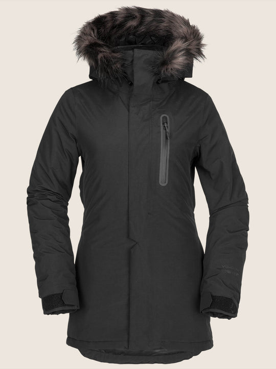 Eva Insulated Gore-tex Jacket - Black