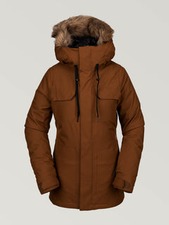 Shadow Insulated Jacket - Copper (H0451913_COP) [F]