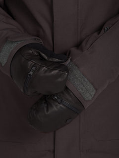 Shadow Insulated Jacket - Merlot (H0451913_MER) [11]