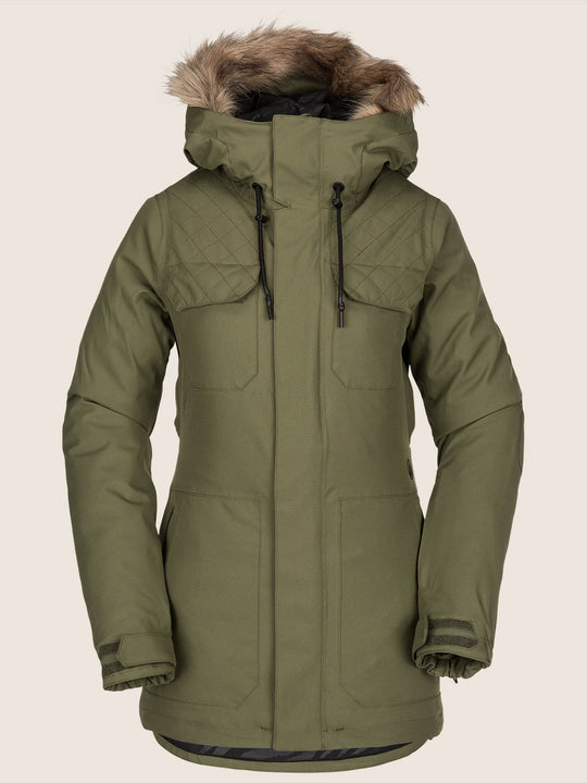 Shadow Insulated Jacket - Military