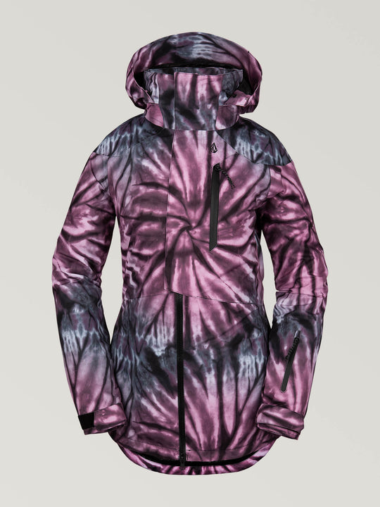 Pine 2L Tds Jacket Purple (H0452006_PUR) [F]