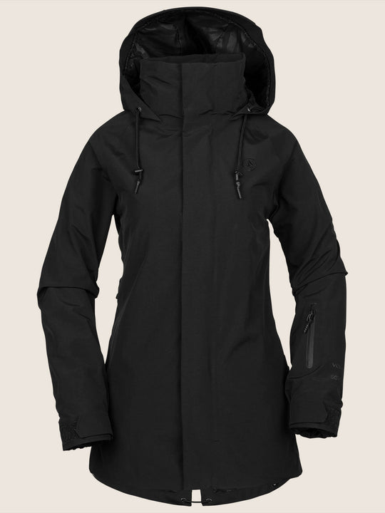 Leda Gore-Tex Jacket - Black