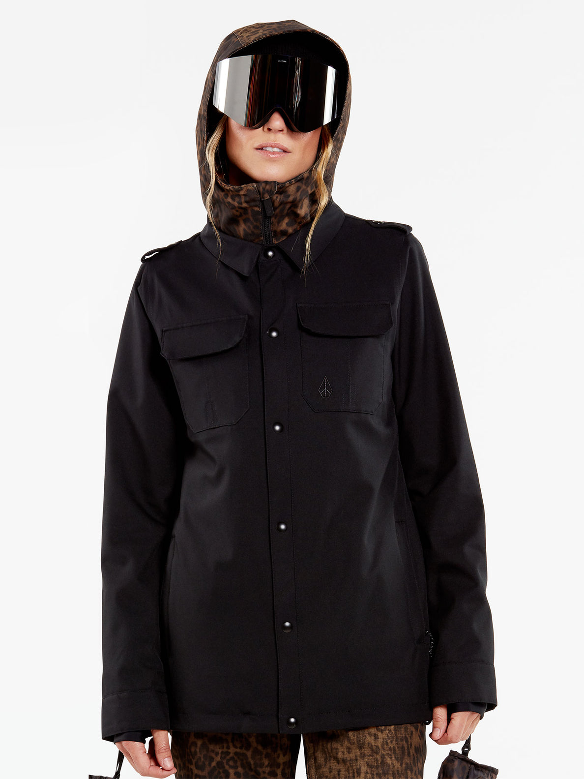 Kuma Jacket Black (H0652101_BLK) [1]
