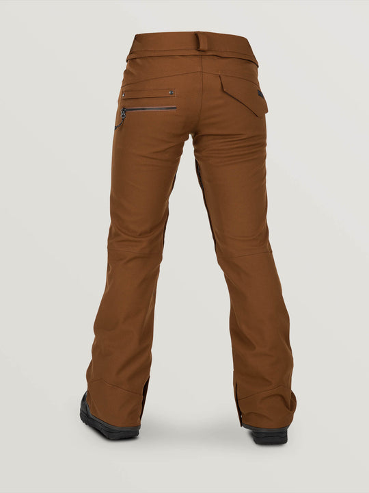 Species Stretch Pants - Copper (H1351905_COP) [B]