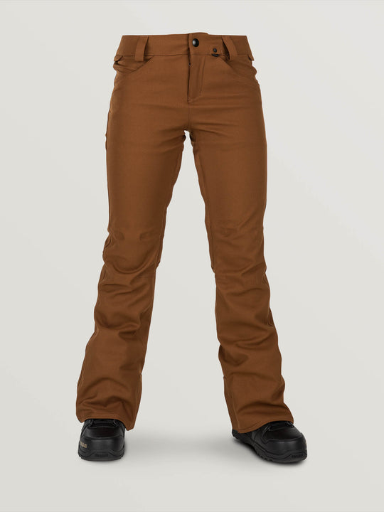 Species Stretch Pants - Copper (H1351905_COP) [F]