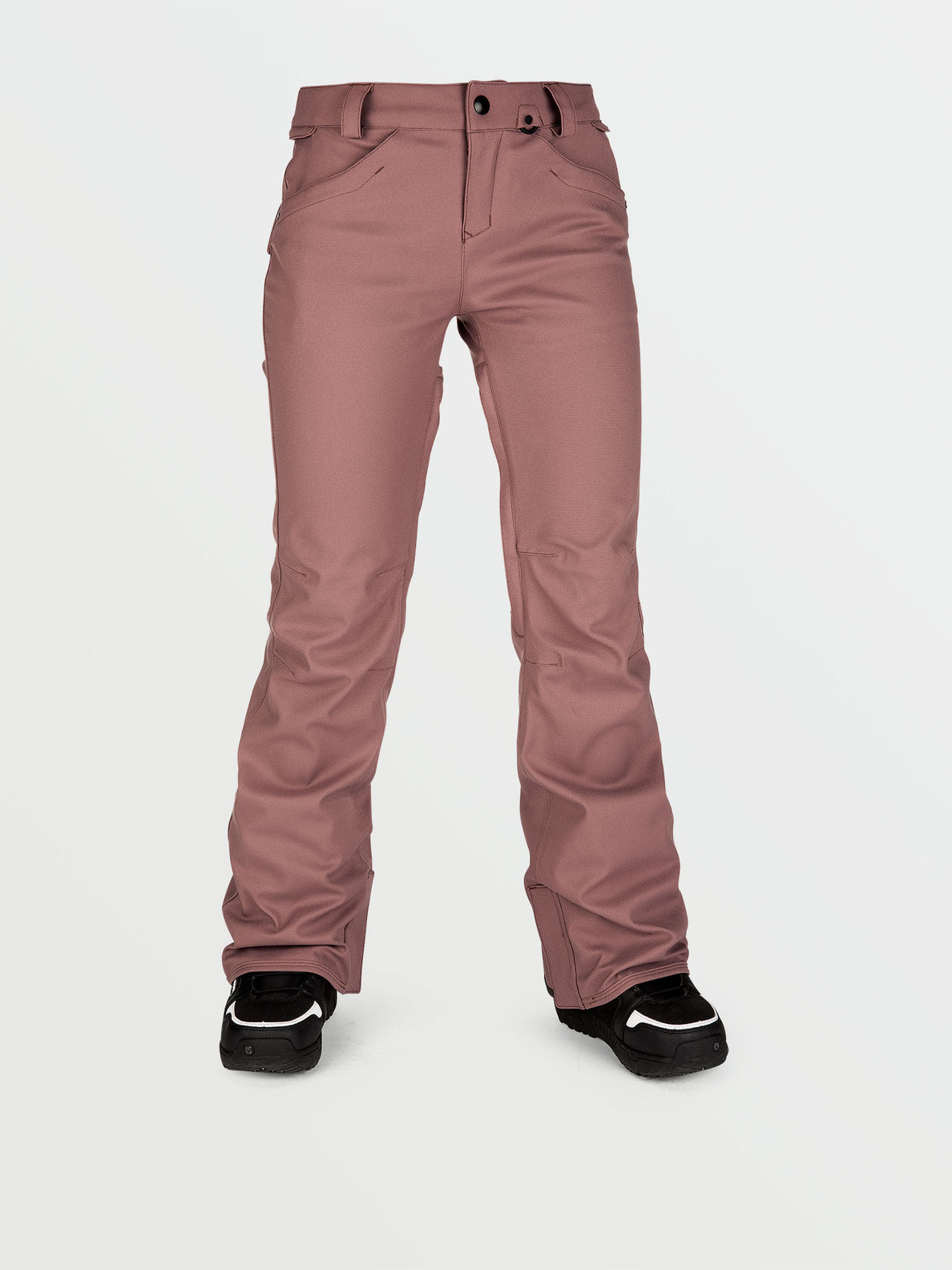 Species Stretch Pant Rosewood (H1351905_ROS) [F]