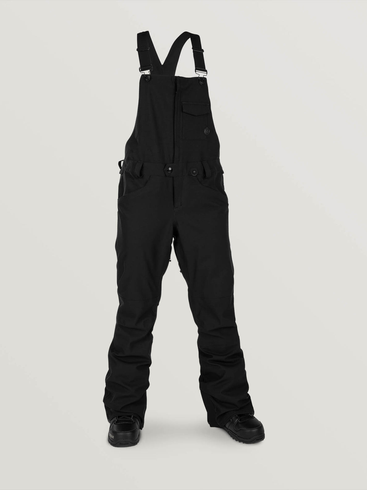 Swift Bib Overall Black (H1352003_BLK) [F]