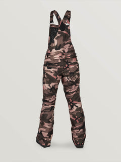 Swift Bib Overall Faded Army (H1352003_FDR) [B]