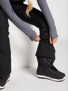 (LAST SEASON) Battle Stretch Pant - Black