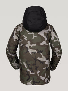 Boys Youth Neolithic Insulated Jacket - Gi Camo
