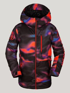 Boys Youth Holbeck Insulated Jacket - Multi
