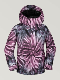 Girls Youth Westerlies Insulated Jacket - Purple
