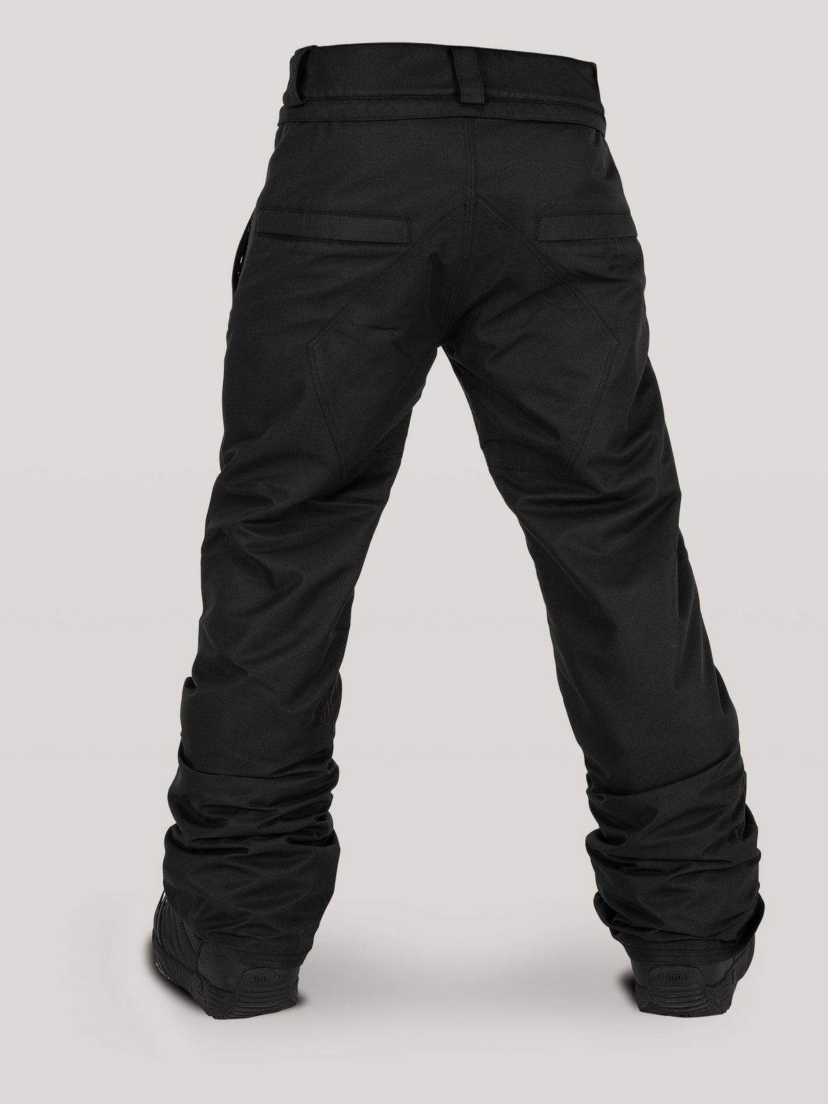 Boys Youth Freakin Snow Chino Pant - Black