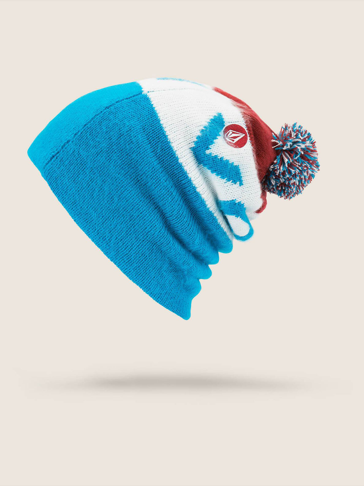 Global Snow Beanie - Blue