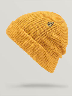 Sweep Lined Beanie Resin Gold (J5852000_RSG) [B]