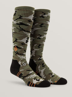 Lodge Sock Gi Camo (J6352002_CMG) [F]