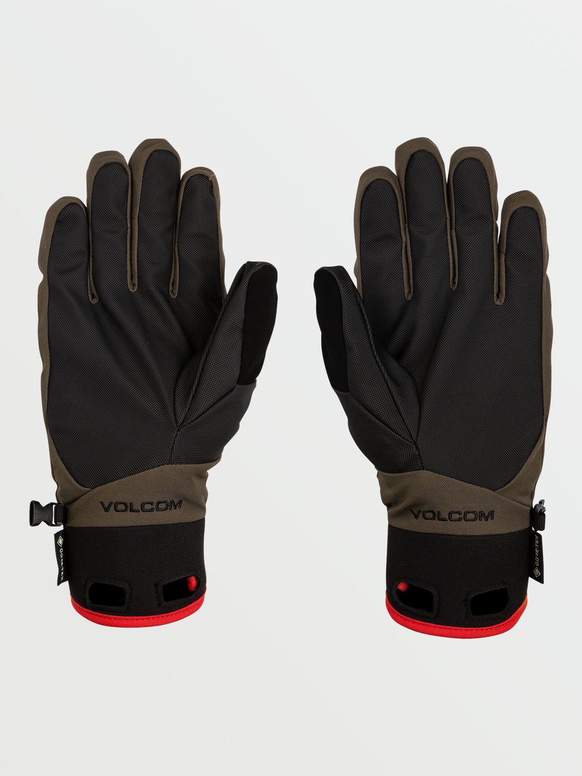 Cp2 Gore-Tex Glove Red (J6852104_RED) [B]