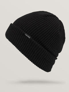 Polar Lined Beanie Black (K5852002_BLK) [F]