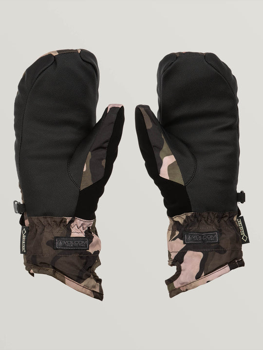 Peep Gore-Tex Mitt Faded Army (K6852001_FDR) [B]