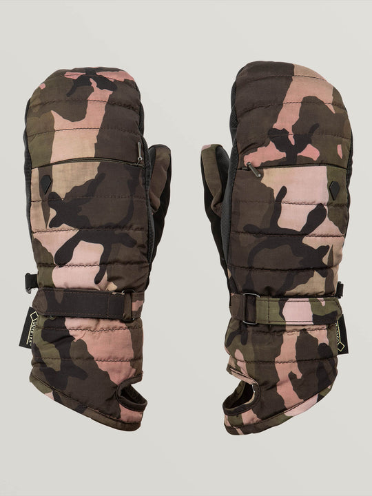 Peep Gore-Tex Mitt Faded Army (K6852001_FDR) [F]