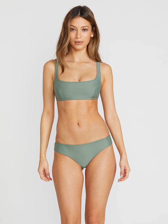 Simply Solid Scoop Dark Green (O1041900_DKG) [F]