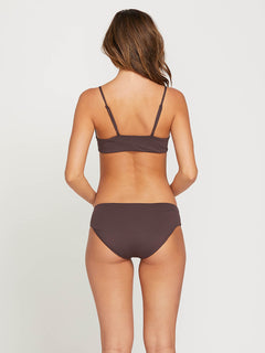 Simply Seamless Modest Swim Bottoms - Dark Chocolate