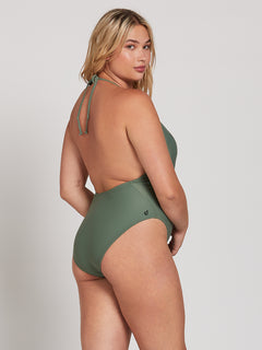 Simply Solid 1Pc - Dark Green (O3011900_DKG) [22]