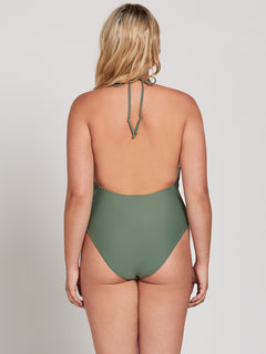 Simply Solid 1Pc - Dark Green (O3011900_DKG) [23]