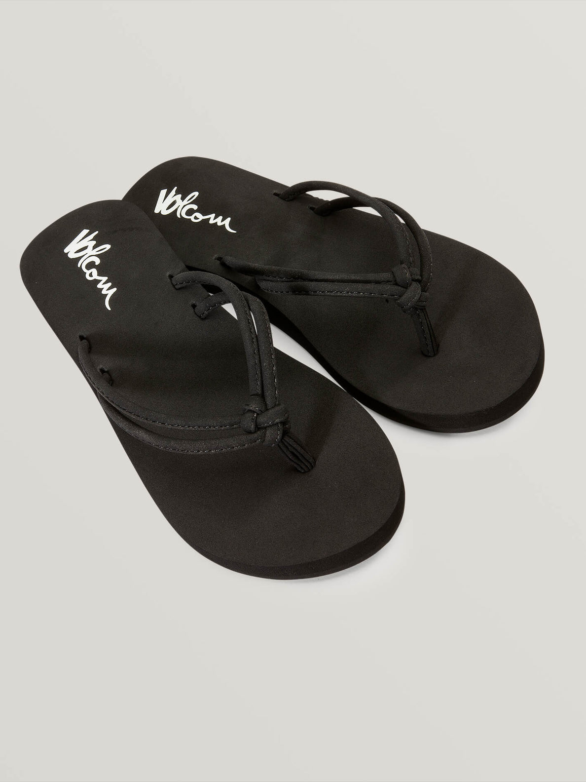 Girls Youth Forever And Ever Sandals - Black (T0811765_BLK) [F]