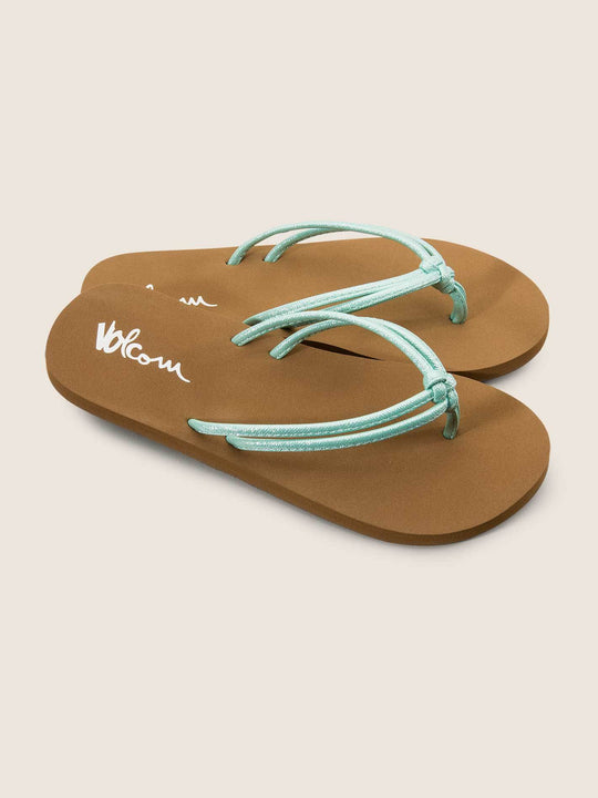 Girls Youth Forever And Ever Sandal - Misty Blue