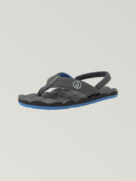Recliner Sandals Little Youth - Blue Combo