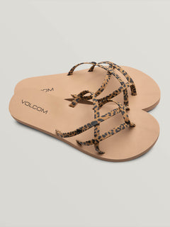 New School II Sandals - Cheetah