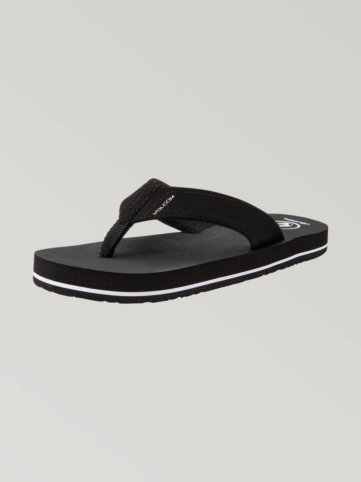 Boys Youth Victor Sandals - Black