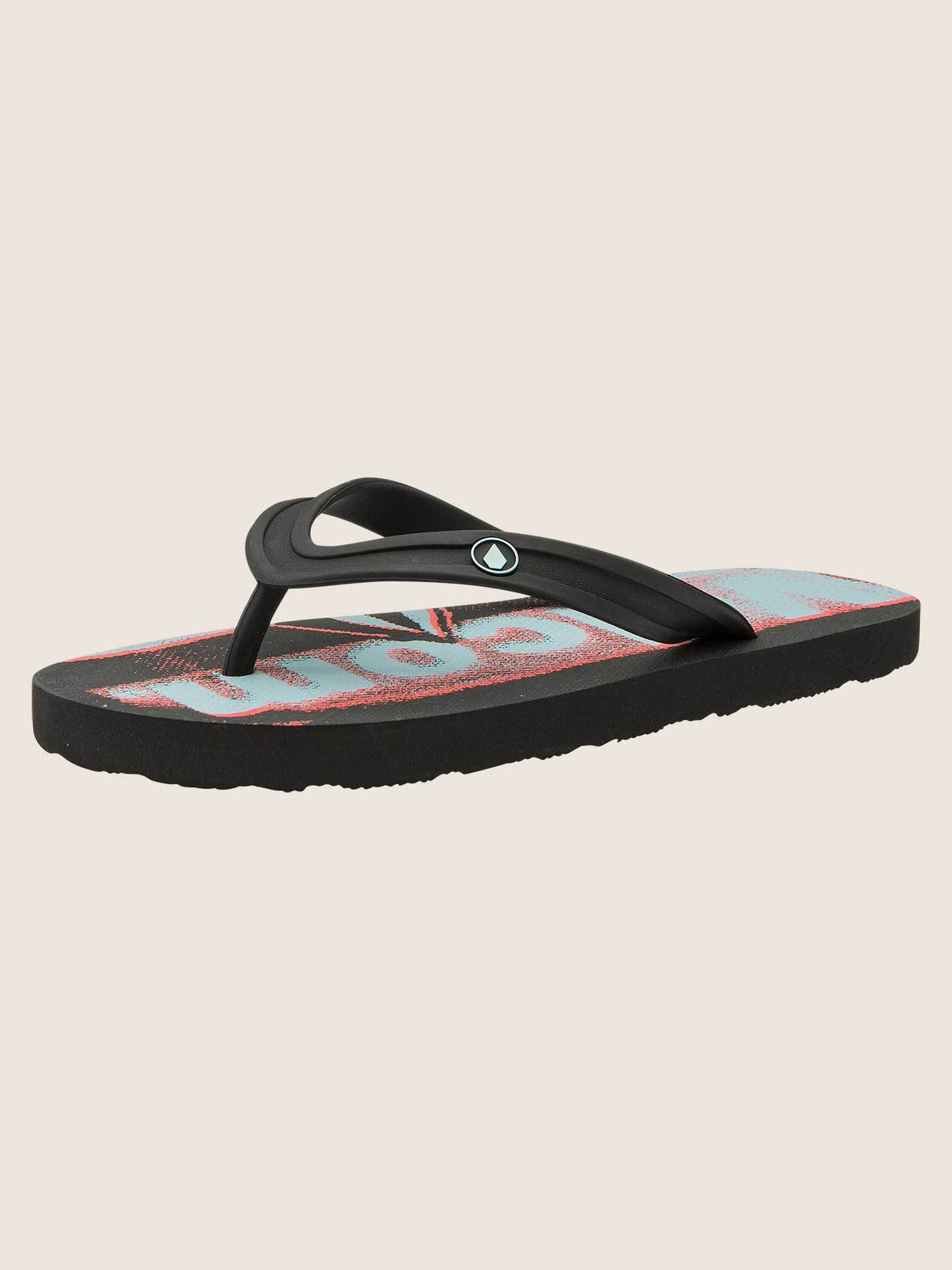 Rocker 2 Sandals Big Youth - Electric Coral (X0811800_ELC) [B]