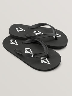 Boys Youth Rocker 2 Sandals - Stoney Black