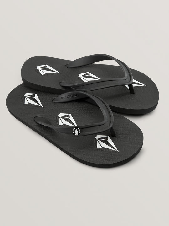 Rocker 2 Sandals Big Youth - Stoney Black