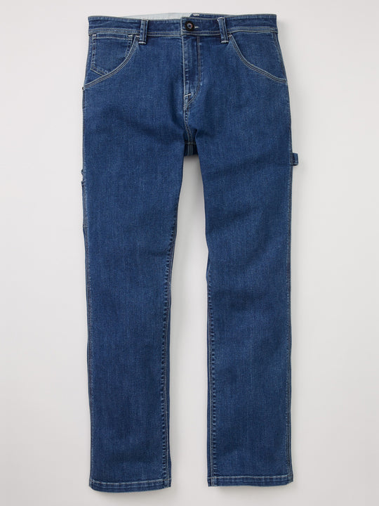 Whaler Jeans - Washed Blue