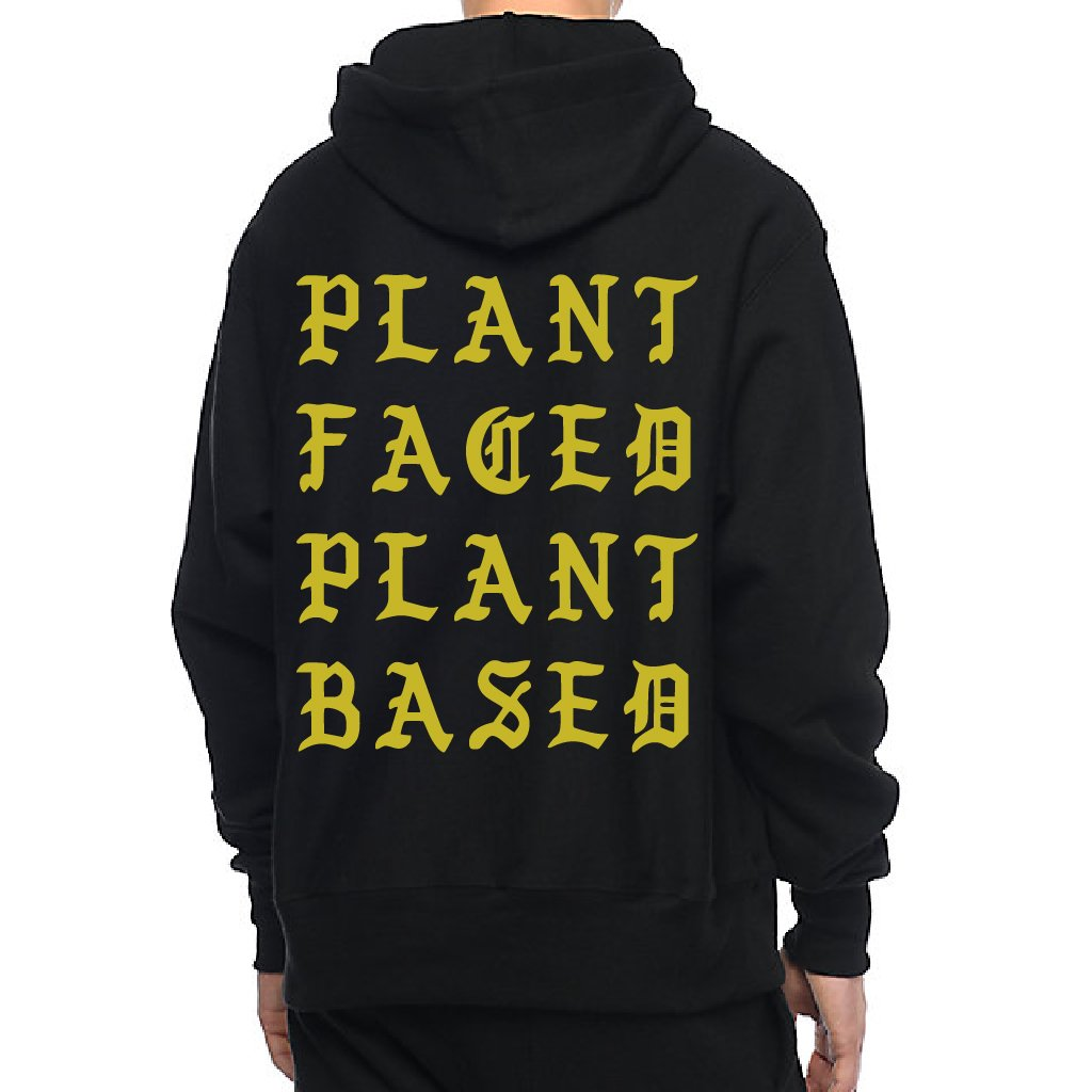 Pablo Hoody in Black & Gold