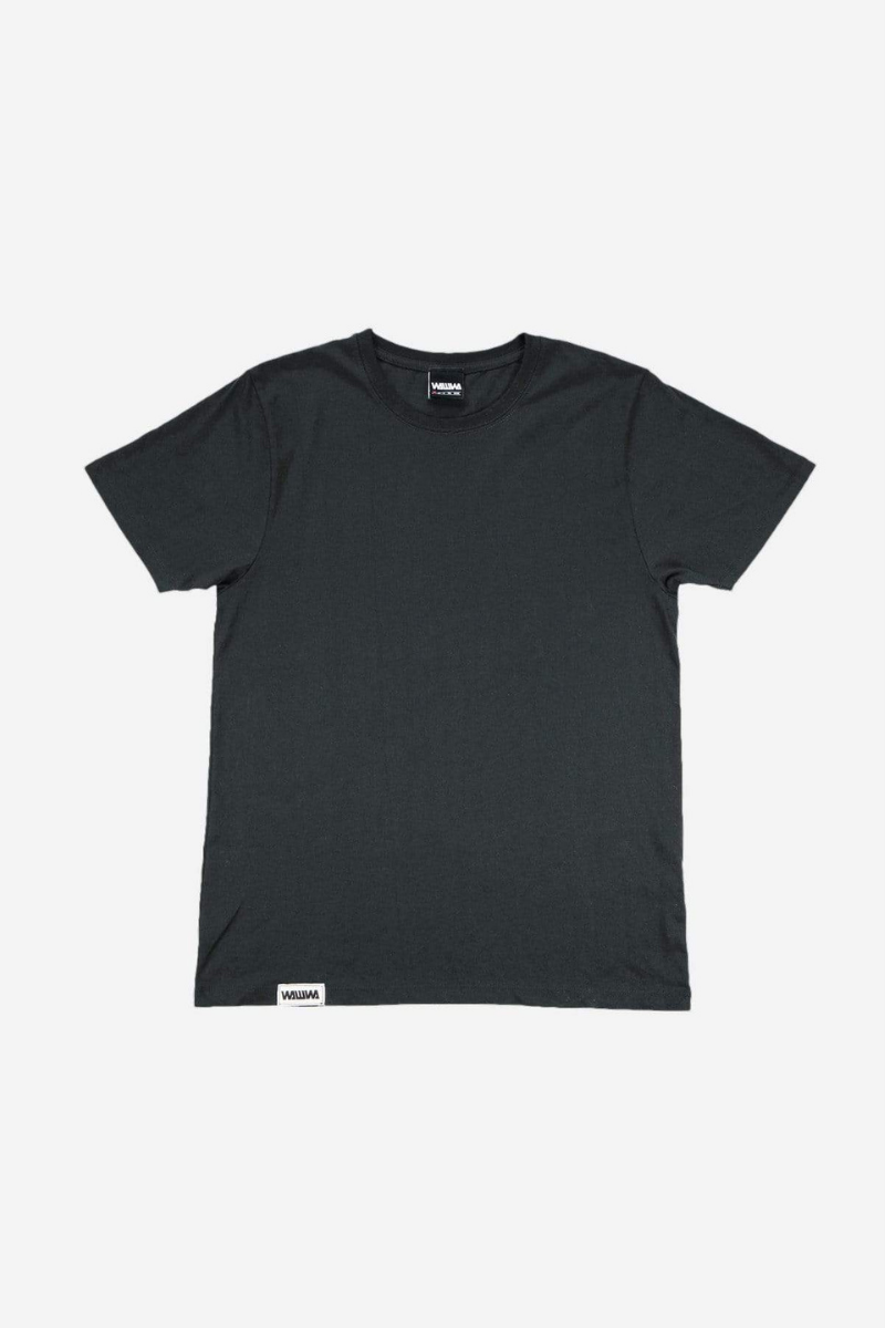 WAWWA - Heavyweight Organic T-Shirt in Heavy Charcoal
