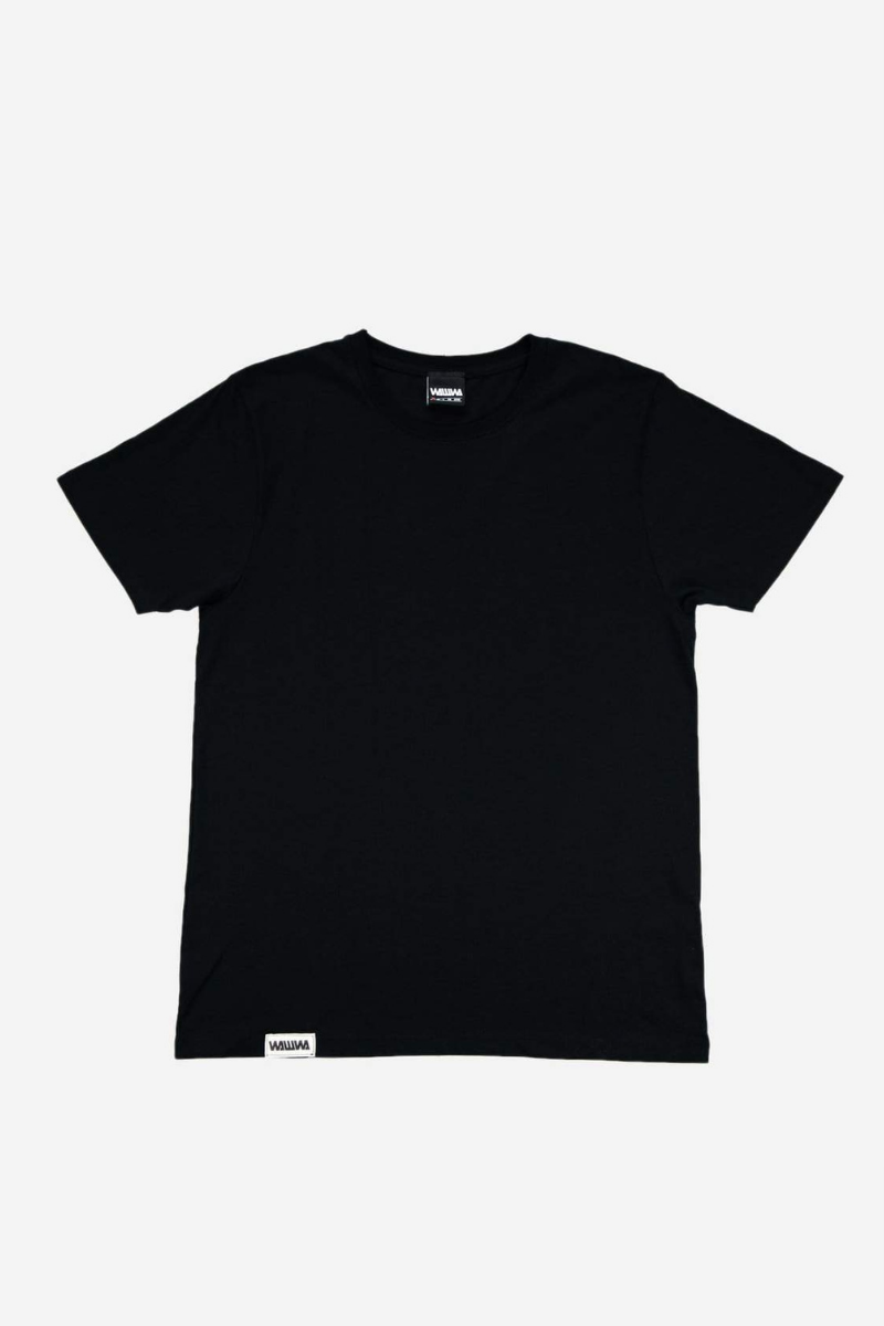 WAWWA - Heavyweight Organic T-Shirt in Black
