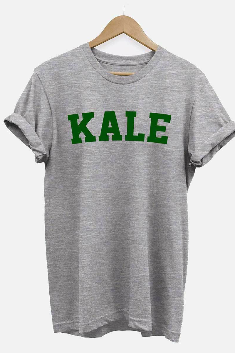 VGN Outfitters - Kale T-Shirt in Grey