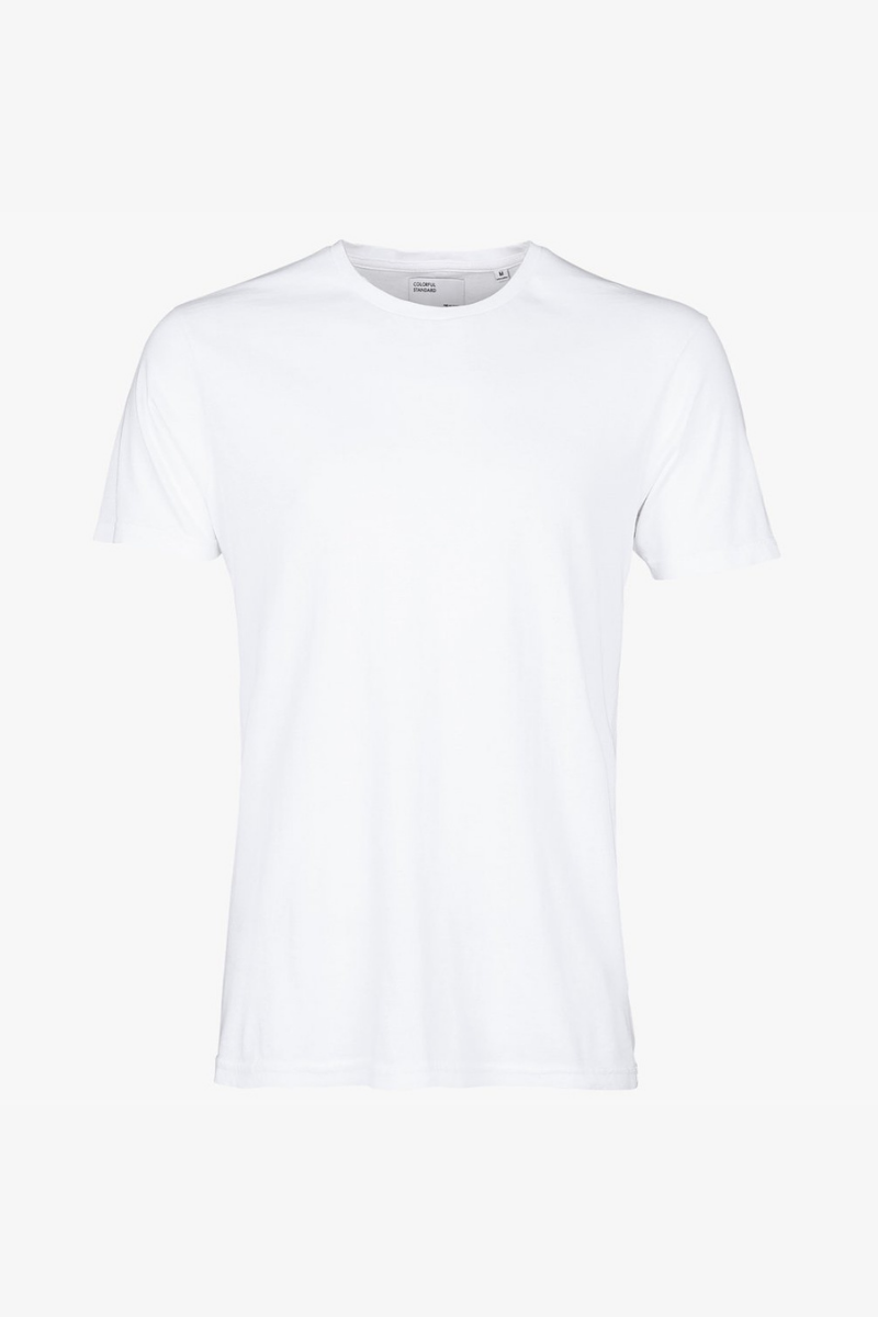 Colorful Standard - Classic Organic Tee Optical White