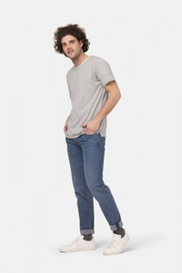 Mud Jeans - Regular Dunn in Stone Blue