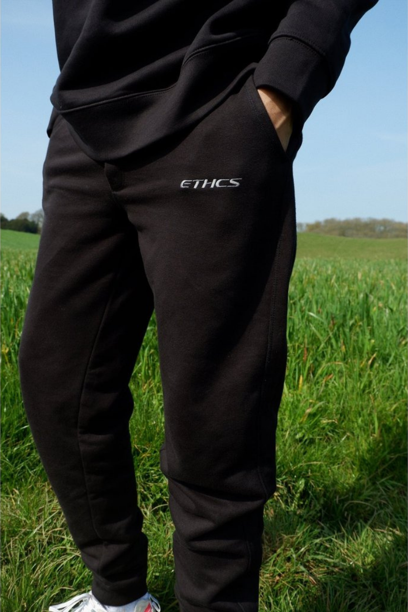 ETHCS - Stealth Unisex Sweatpants in Black