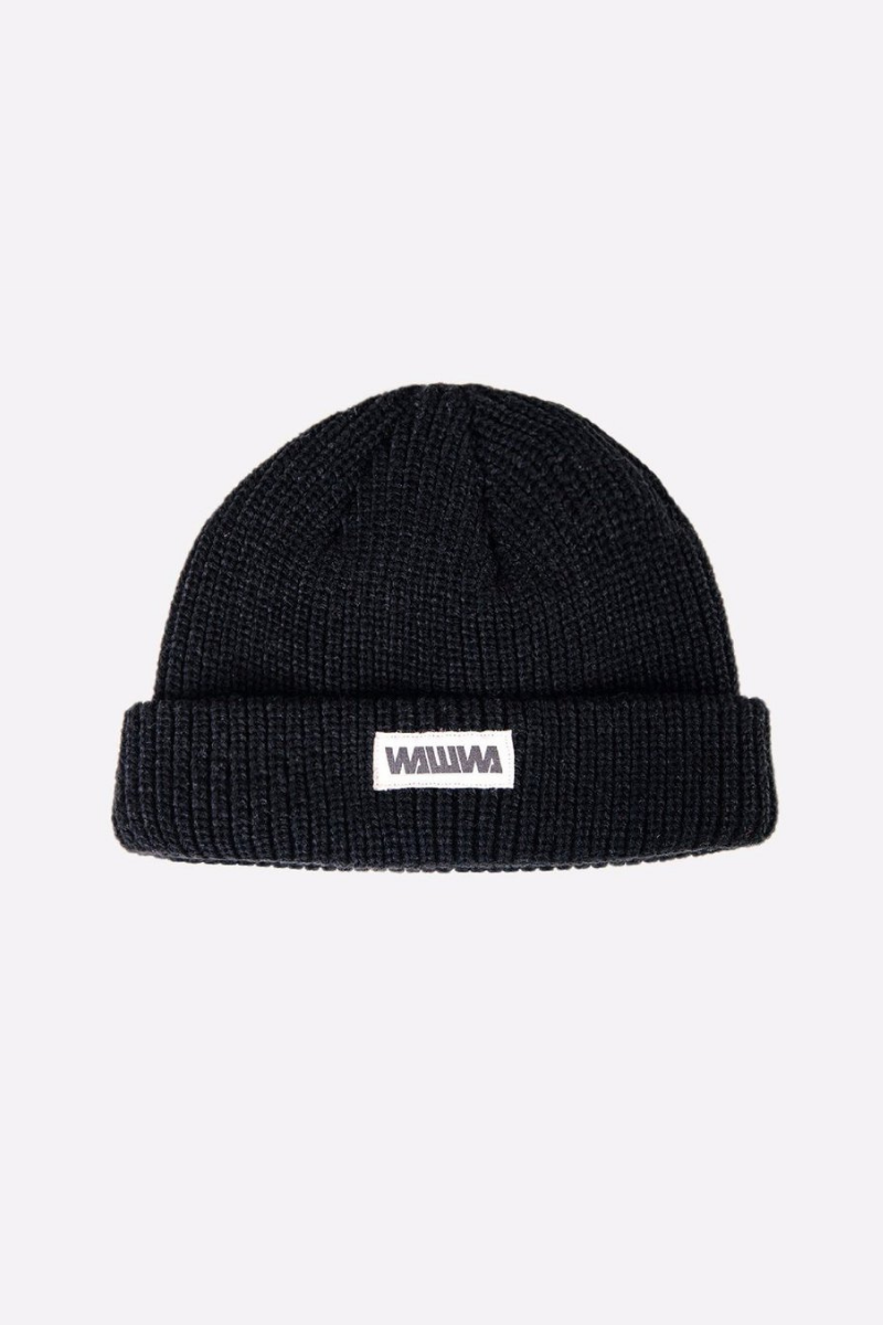 Fisherperson Beanie in Black
