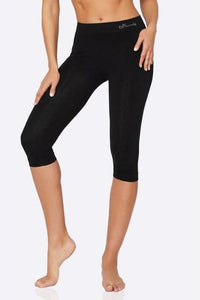 Boody - Crop Leggings in Black