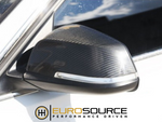BMW OEM Carbon Fiber Mirrors F Chassis