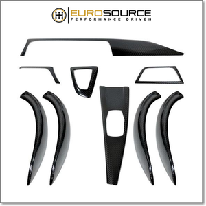Carbon Fiber Interior Trim Set - BMW