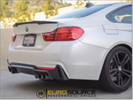 M4 Style Rear Spoiler - (BMW  F-Chassis )